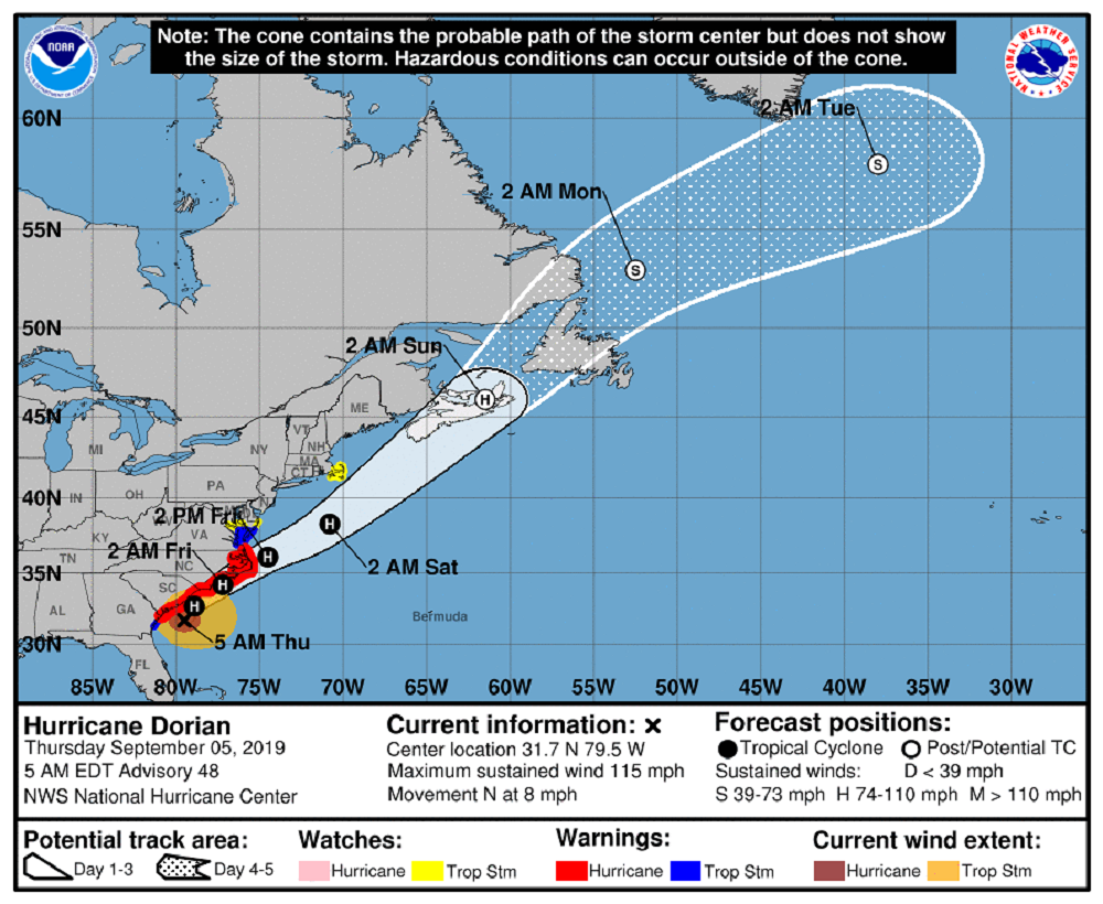 Forecast: Tropical Storm Watch Issued For Cape Cod | WBUR News