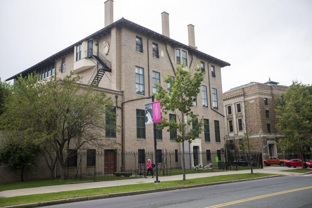 The Isabella Stewart Gardner Museum. (Jesse Costa/WBUR)