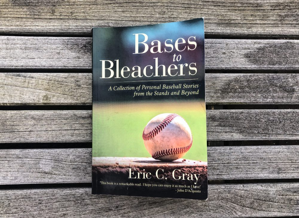 """Bases to Bleachers"" by Eric Gray (Allison Hagan/Here & Now)"