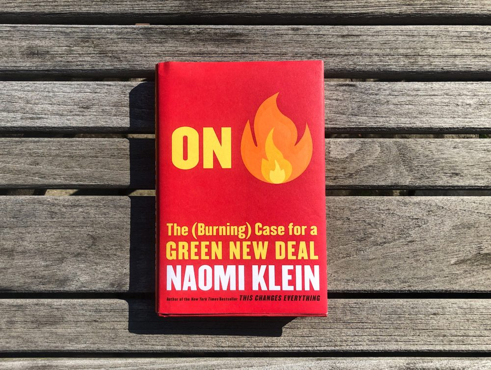 The Inconvenient Truth: Fixing Climate Requires Major Economic Change, Naomi Klein Says