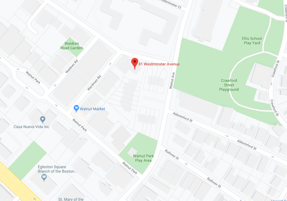 One person has died and two others have been injured after a triple shooting in the area of Westminster Avenue in Roxbury early Saturday morning.