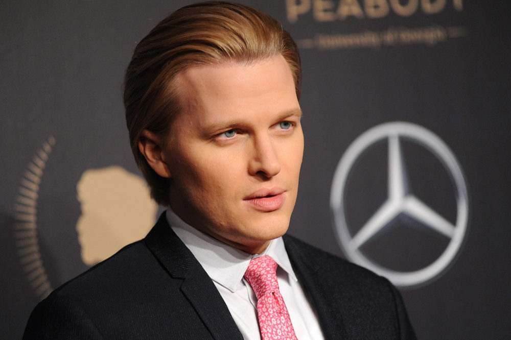 Ronan Farrow attends the 78th annual Peabody Awards at Cipriani Wall Street on Saturday, May 18, 2019, in New York. (Brad Barket/Invision/AP)