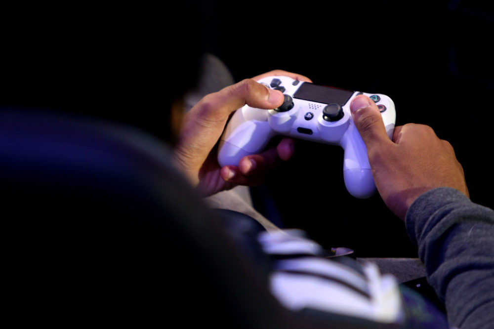 Activision Blizzard faced criticism for banning a professional player after he made statements in support of Hong Kong protesters. (Alex Pantling/Getty Images)