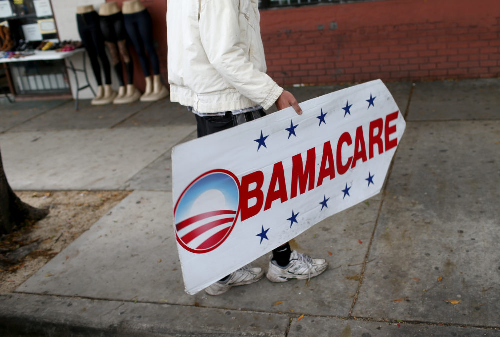 As the country awaits a federal court ruling on whether the Affordable Care Act is constitutional, opponents of the legislation have mostly stopped calling for a complete overhaul. (Joe Raedle/Getty Images)