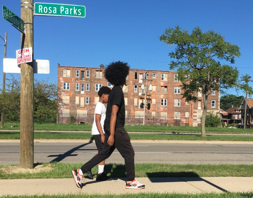 The rate of black teens making suicide attempts has risen 73% since 1991, according to the study, as the rates for other groups fell or followed no discernible pattern. (Michael Mathes/AFP/Getty Images)