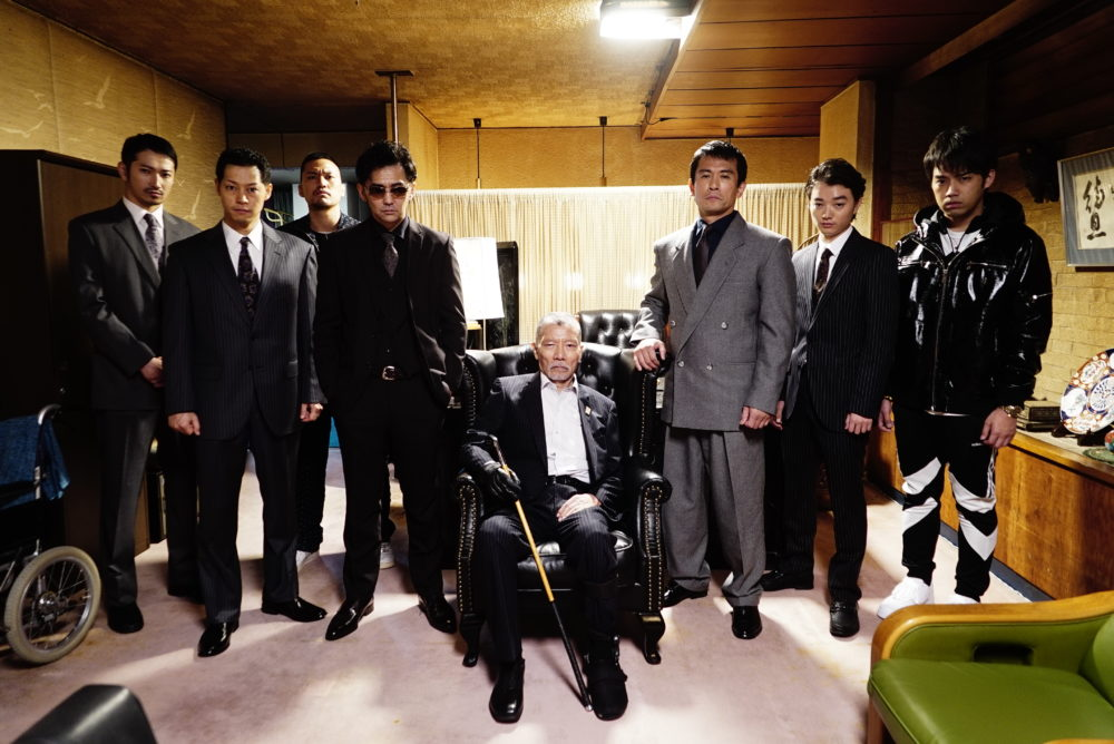 "A still from Takashi Miike's ""First Love."" (Courtesy Well Go USA Entertainment)"