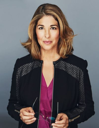 Author Naomi Klein (Courtesy of Julia Prosser)