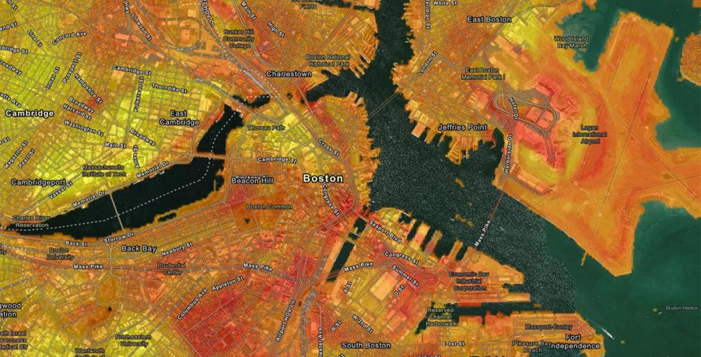 Mapping Boston Hot Spots, Block By Block | Earthwhile