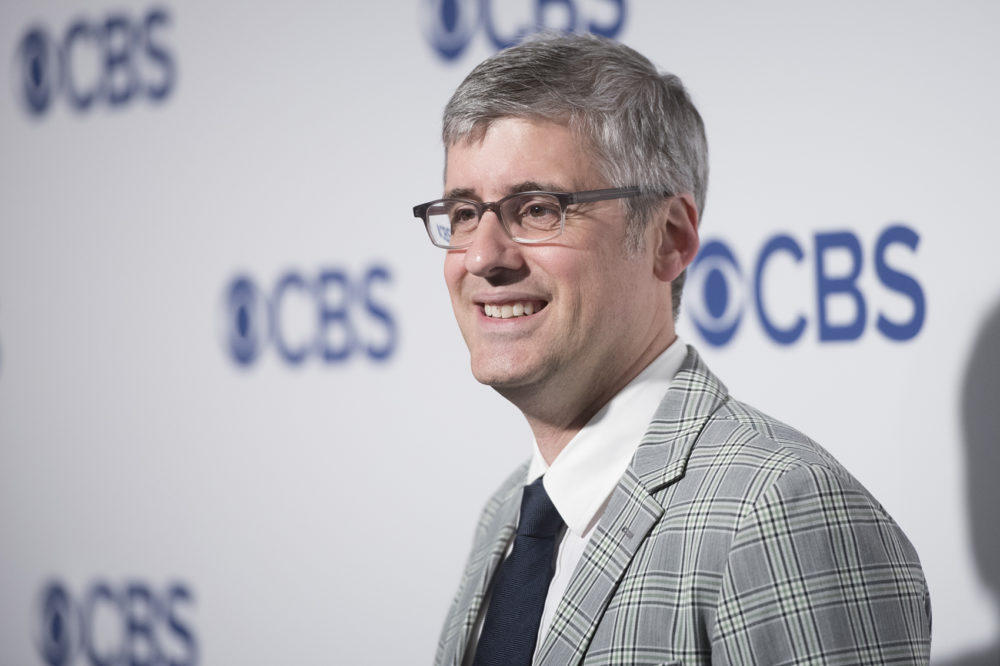 Mo Rocca attends 2016 CBS Upfront at The Plaza on May 18, 2016 in New York City. (Matthew Eisman/Getty Images)