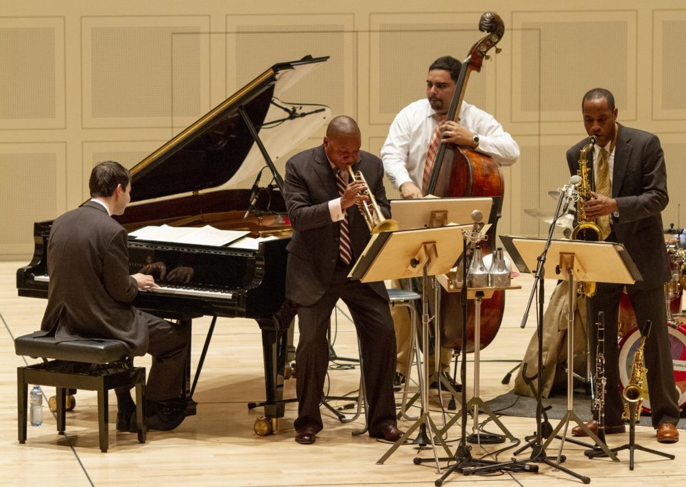 The Wynton Marsalis Quintet (Luigi Beverelli).