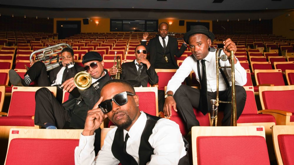 Hypnotic Brass Ensemble (Photo by Ray Yau)