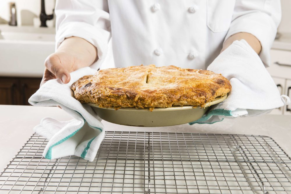 Foolproof all-butter single crust pie dough (Courtesy: America's Test Kitchen).