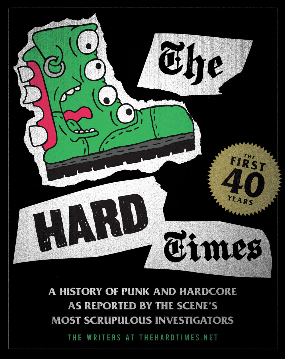 """""""The Hard Times: The First 40 Years"""" (photo credit Stefan Vleming)"""