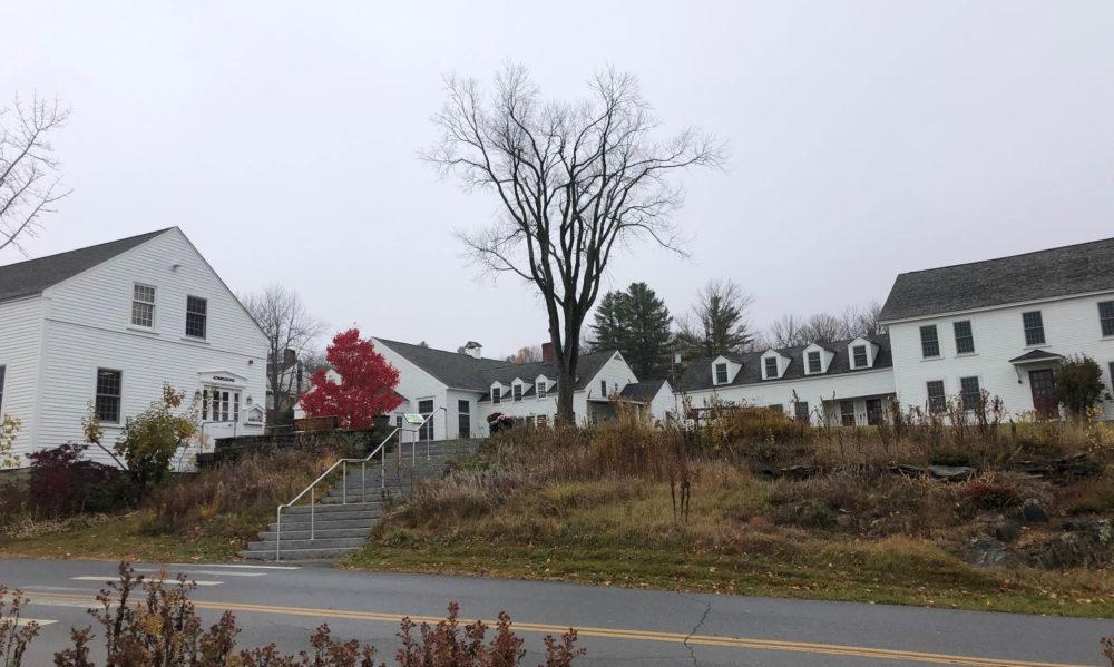 Marlboro College, in southern Vermont (Courtesy Amy Kolb Noyes/VPR)