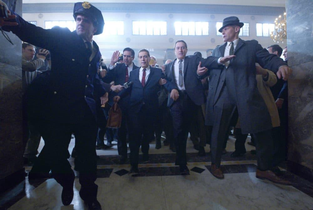 "A still from Martin Scorsese's ""The Irishman."" (Courtesy Niko Tavernise/Netflix)"