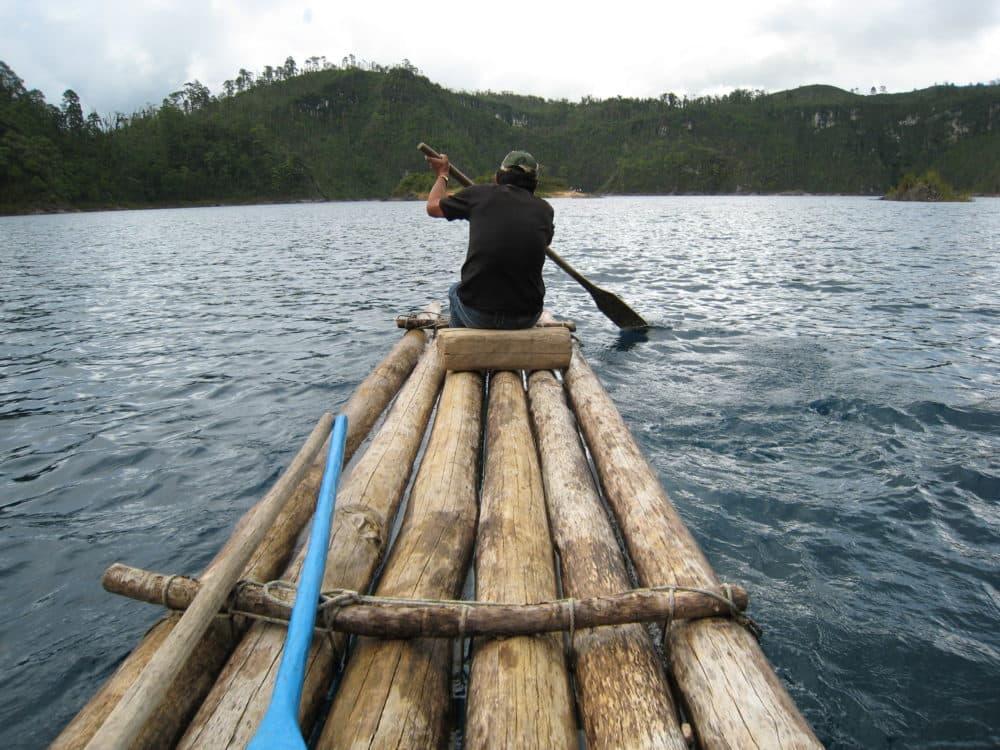 """Raft"" (Courtesy Nathan Gibbs)"
