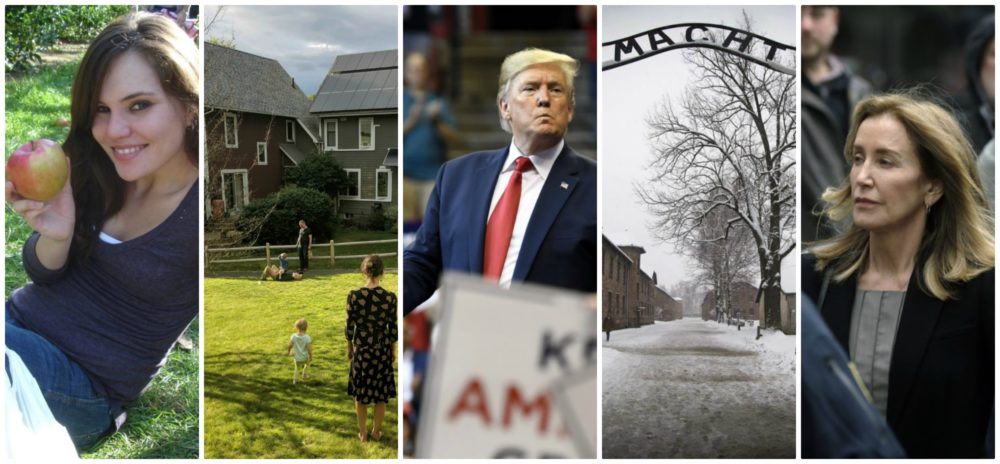 Highlights from the year that was on Cognoscenti: asthma Peak Week, the case for co-housing, the ongoing impeachment inquiry, a visit to Auschwitz and the college admissions scandal.