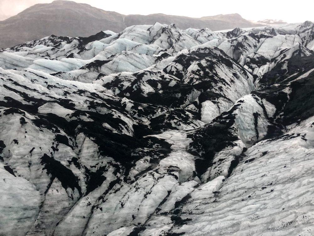 Sólheimajökull Glacier (Karyn Miller-Medzon/Here & Now)