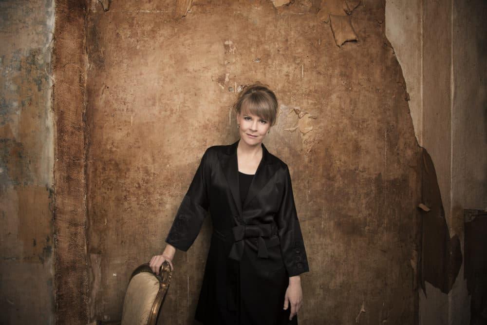Finnish conductor Susanna Mälkki. (Courtesy BSO)