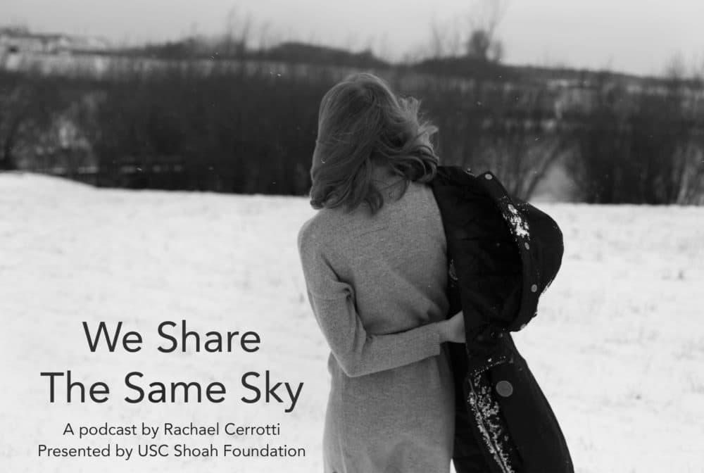 "Rachael Cerrotti, ""We Share The Same Sky"" (Courtesy)"