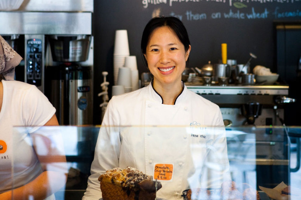 Pastry chef Joanne Chang, owner of Flour bakery. (Courtesy Joanne Chang)