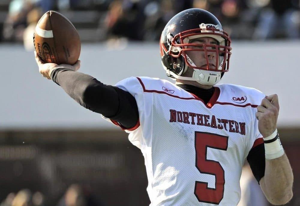 In 2009, Northeastern University decided to drop its football program. (Nancy Palmieri/AP)