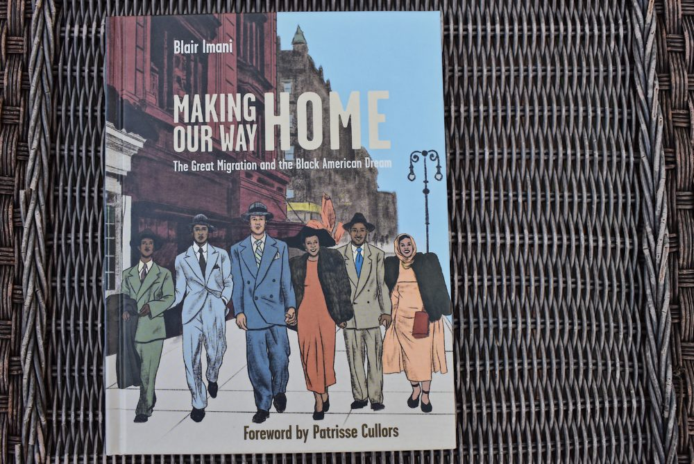"""Making Our Way Home"" by Blair Imani (Allison Hagan/Here & Now)"