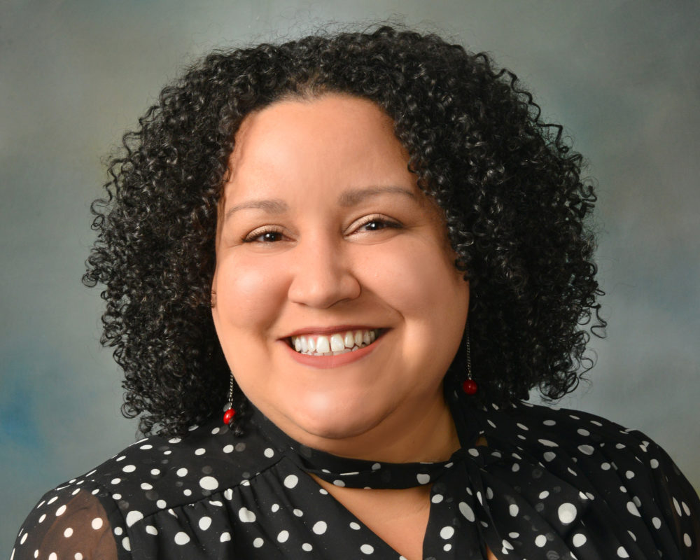 Laura Ross, a counselor at Five Forks Middle School in Lawrenceville, Georgia, and the American School Counselor Association's 2020 Counselor of the Year. (Courtesy)