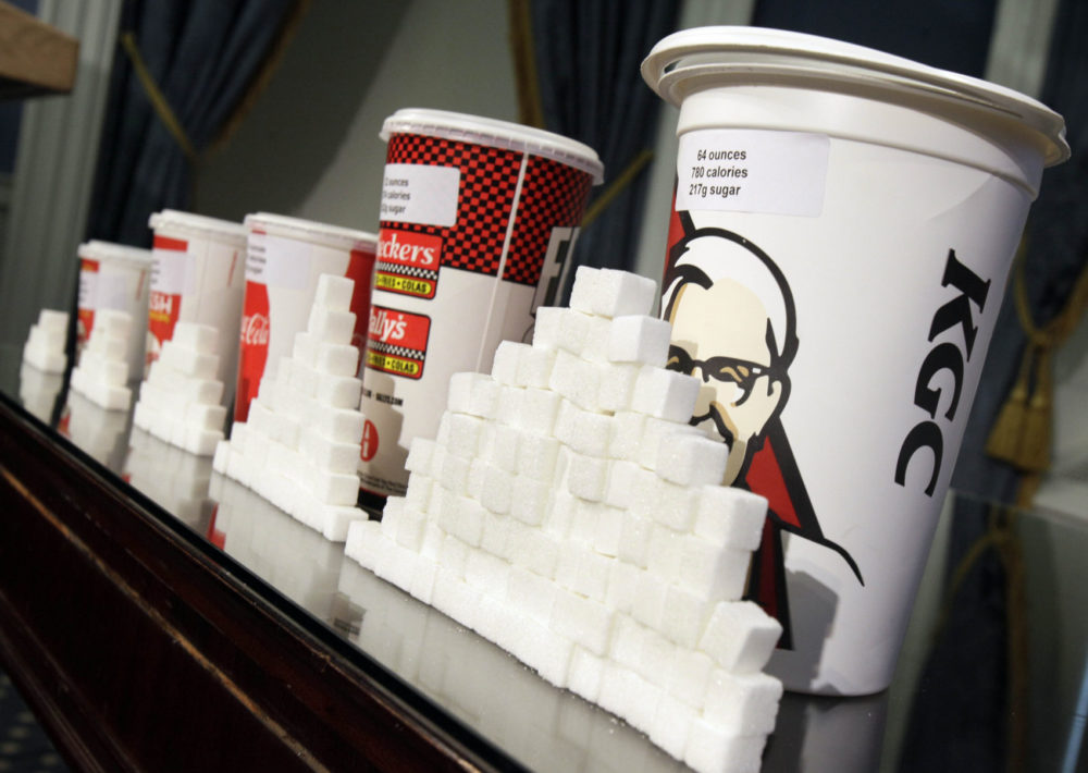 Nutrition experts are increasingly sounding the alarm on sugar. (Richard Drew/AP)