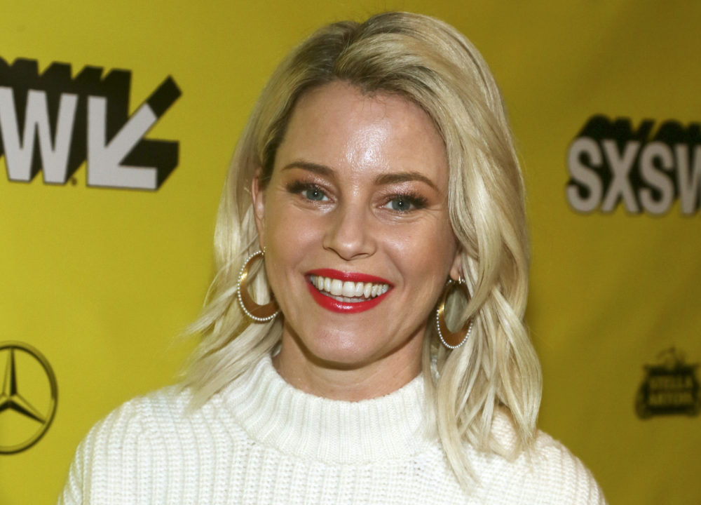"""Elizabeth Banks arrives for the world premiere of the series """"Shrill"""" at the State Theatre during the South by Southwest Film Festival in March 2019. (Jack Plunkett/Invision/AP)"""