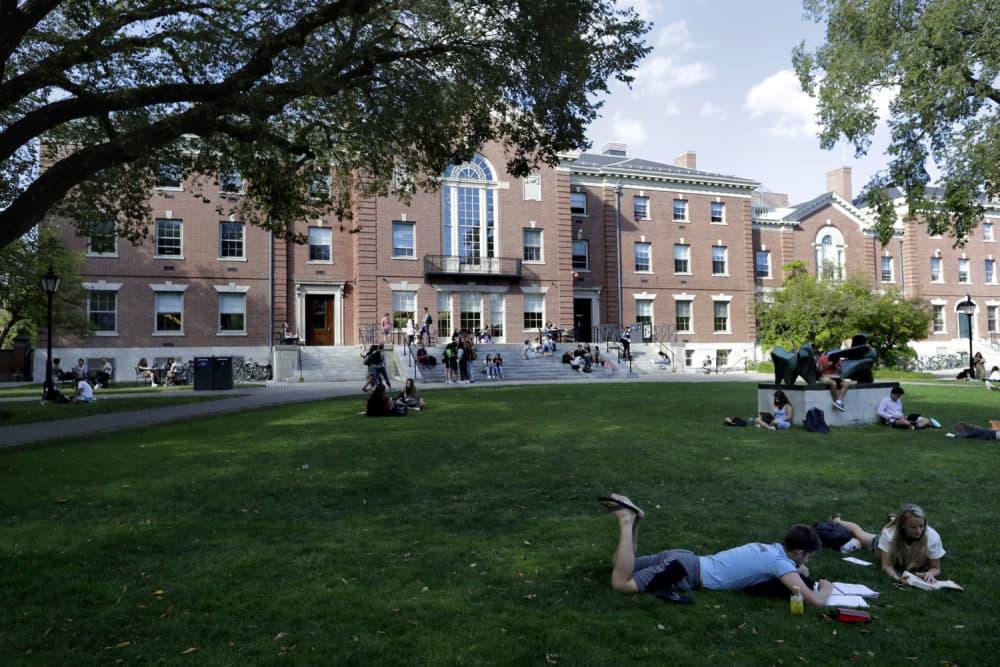 Brown University in Providence, R.I. (Steven Senne/AP)