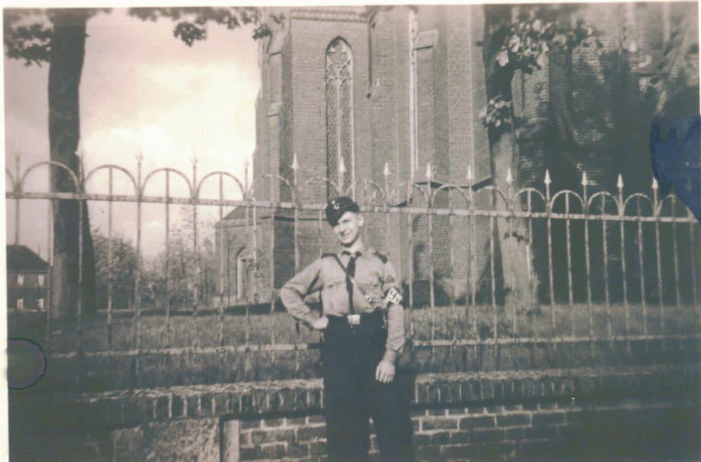 Robert Middelmann in the Hitler Youth, 1941 (Courtesy Robert Middelmann)