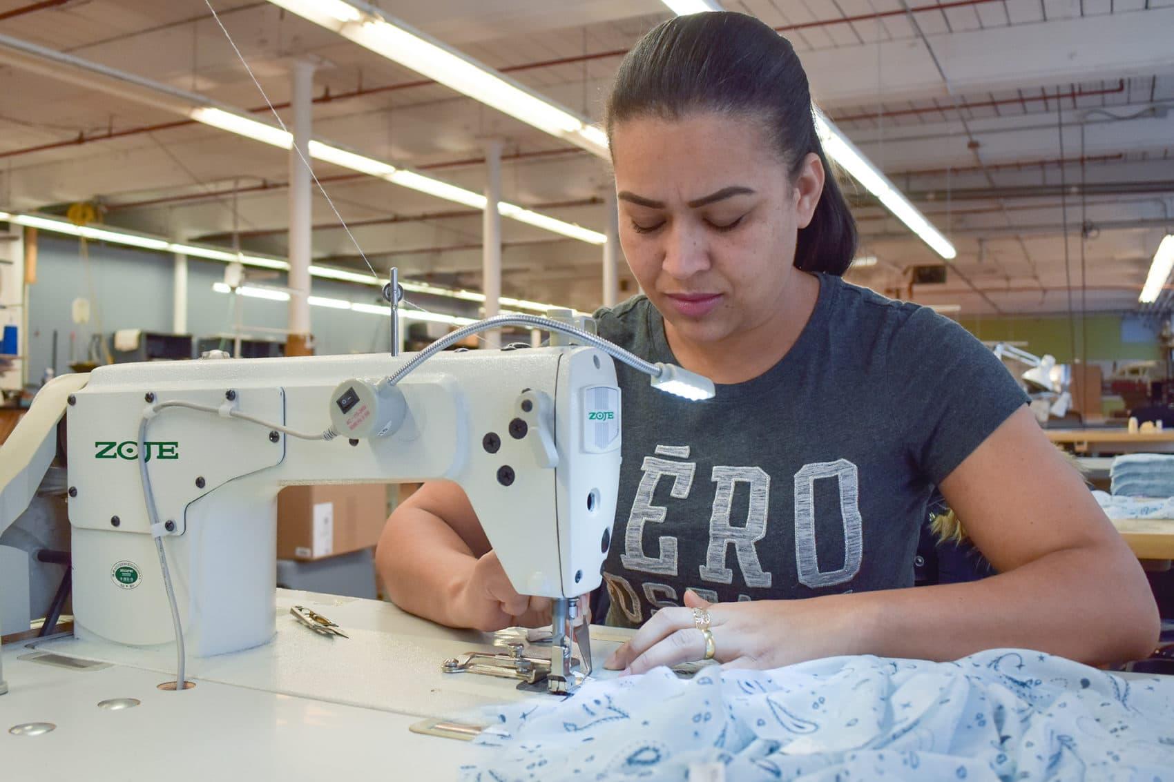 Custom Cut & Sew Manufacturing