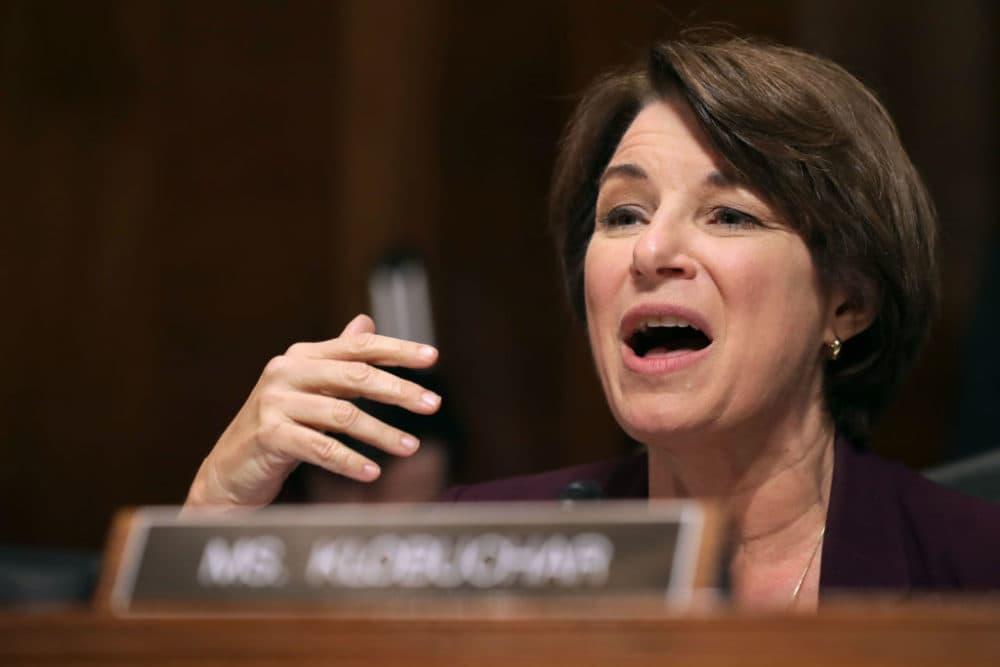 Sen. Amy Klobuchar (Chip Somodevilla/Getty Images)