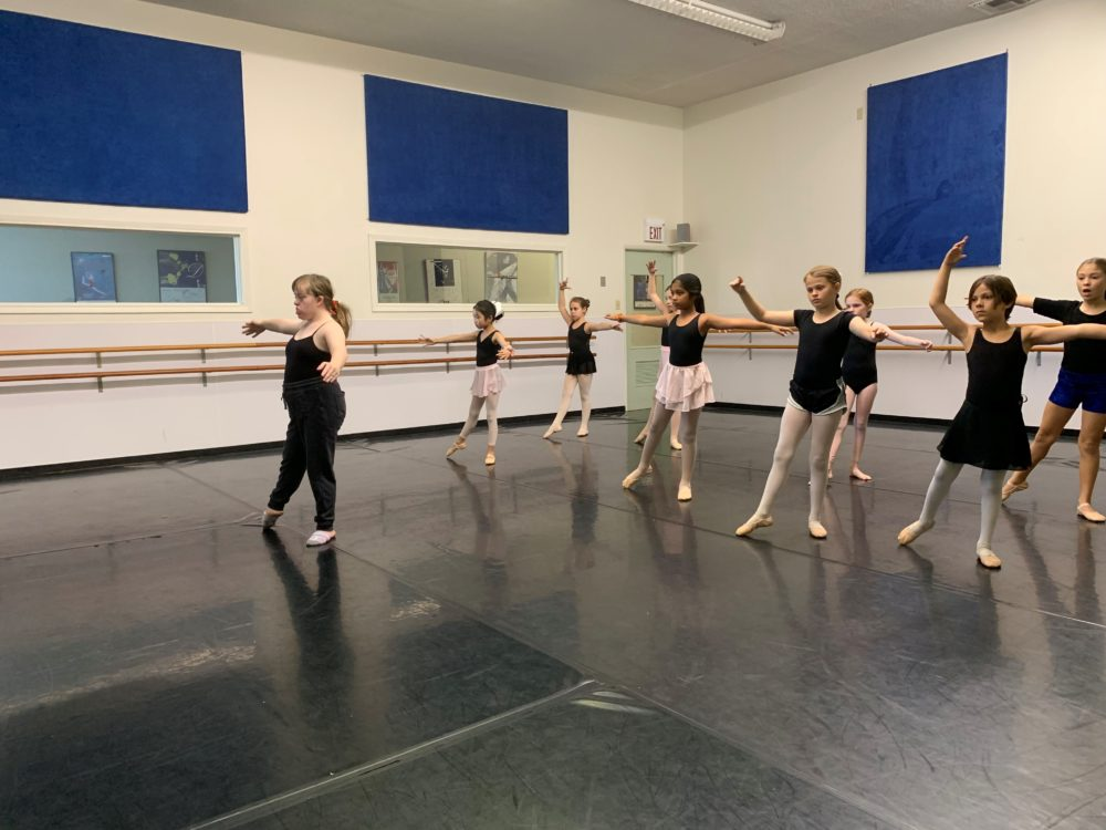 Amy Silverman's daughter Sophie, who has Down syndrome, wants to be a dance teacher. (Courtesy Amy Silverman)