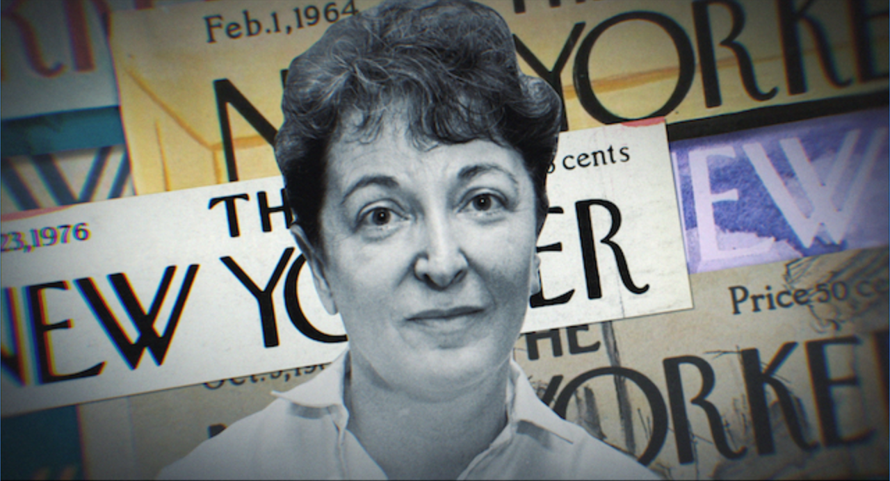 "Documentary ""What She Said: The Art of Pauline Kael"" attempts to shine a light on the film critic's legacy. (Courtesy Juno Films)"