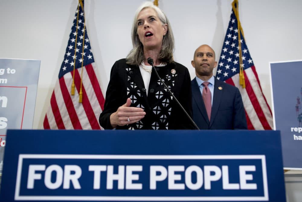 U.S. Rep. Katherine Clark, D-Mass (Andrew Harnik/AP)