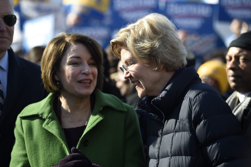 Elizabeth Warren Won't Reject Super PAC Help Unless All Other Democrats Do