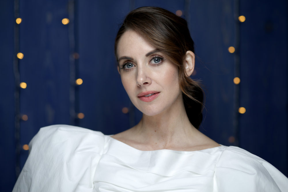 "Alison Brie of ""Horse Girl"" at the 2020 Sundance Film Festival. (Rich Polk/Getty Images for IMDb)"