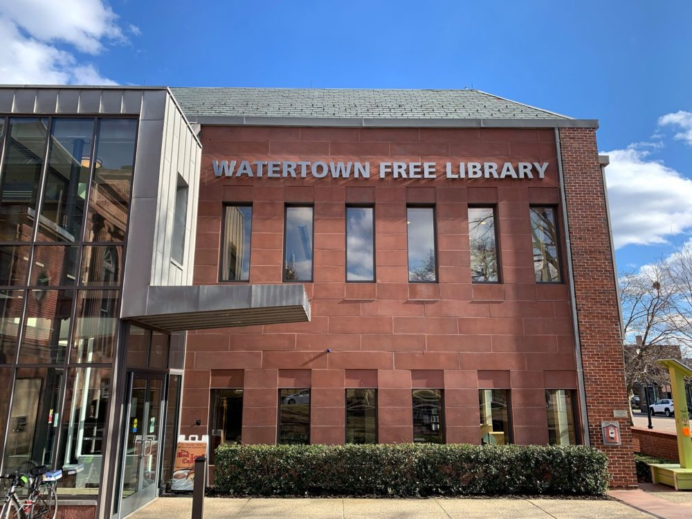 Watertown Free Public Library has increased spending on digital materials for check out since closing to the public. (Courtesy Watertown Free Public Library)