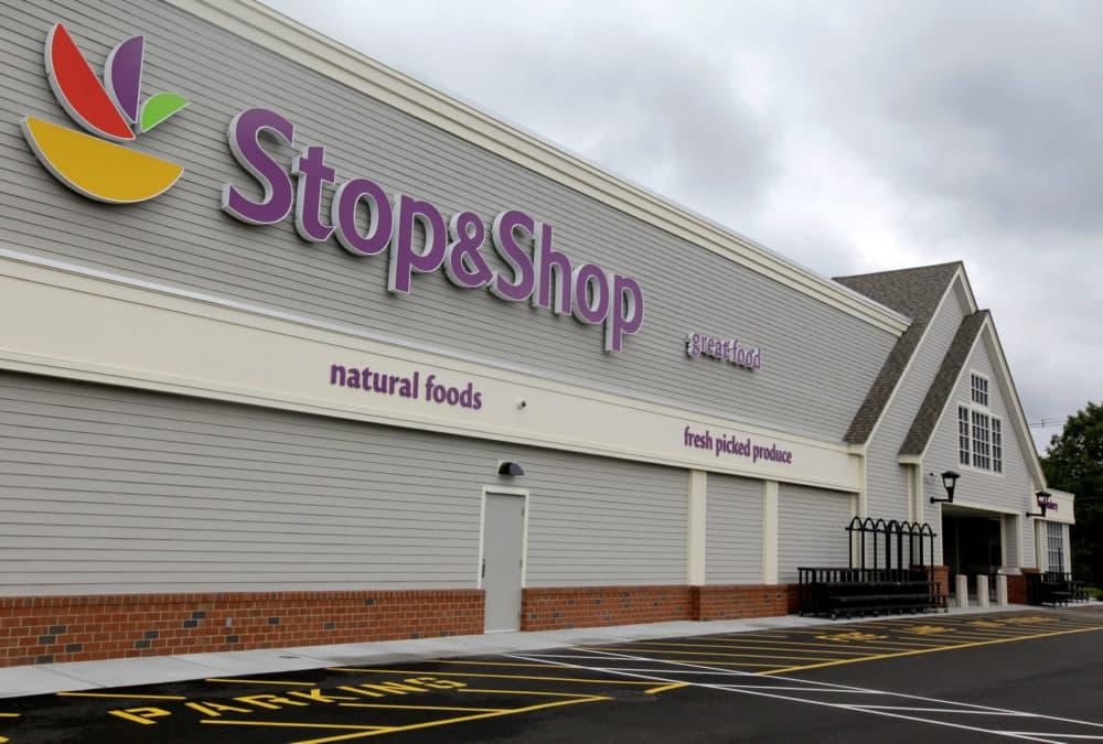 A Stop & Shop store. (Stephan Savoia/AP)