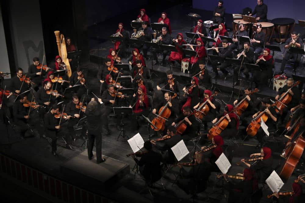 WSHU music director Kate Remingtonshares five inspiring classical music tracks. (Vahid Salemi/AP)