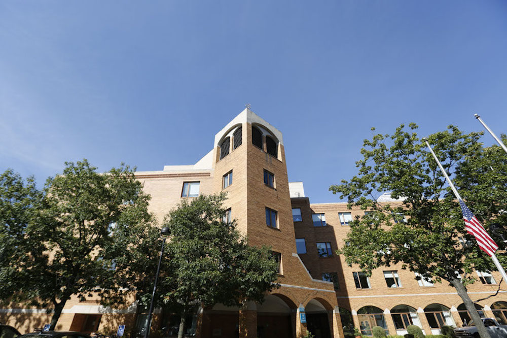Spaulding Hospital Cambridge. (Courtesy of Spaulding Rehabilitation Network)