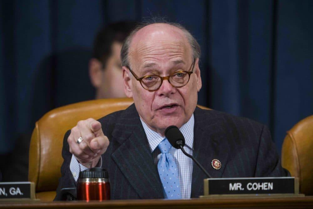 Rep. Steve Cohen. (Doug Mills-Pool/Getty Images)