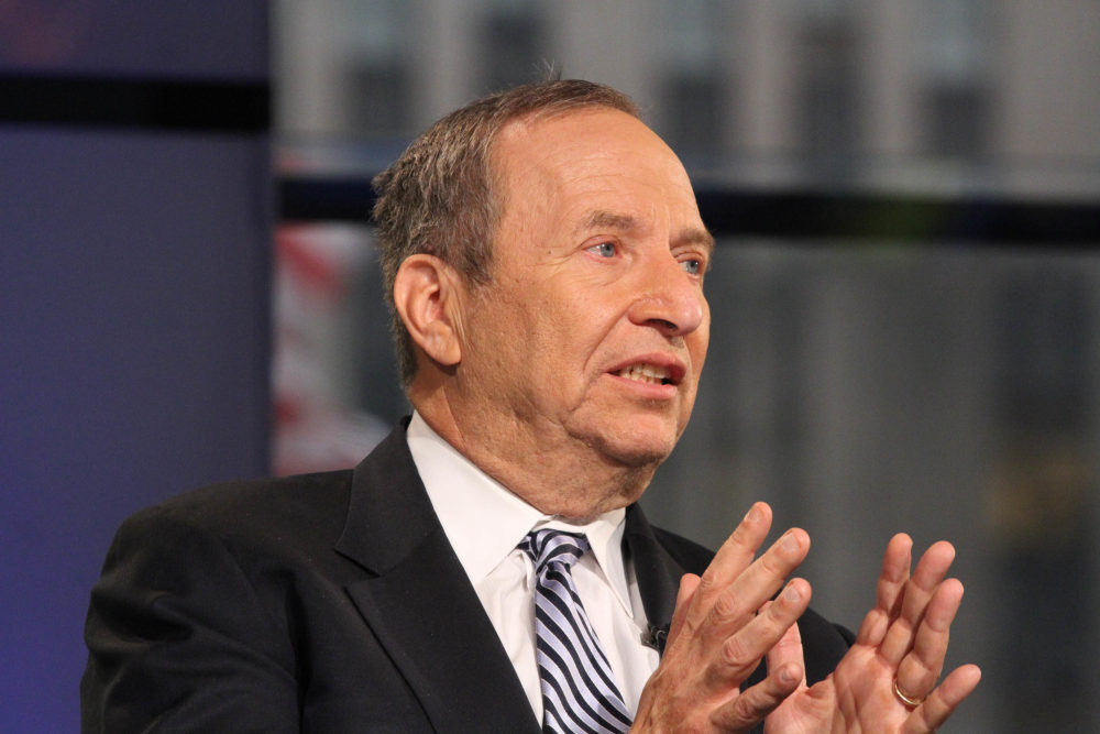 Former Treasury Secretary Larry Summers. (Rob Kim/Getty Images)