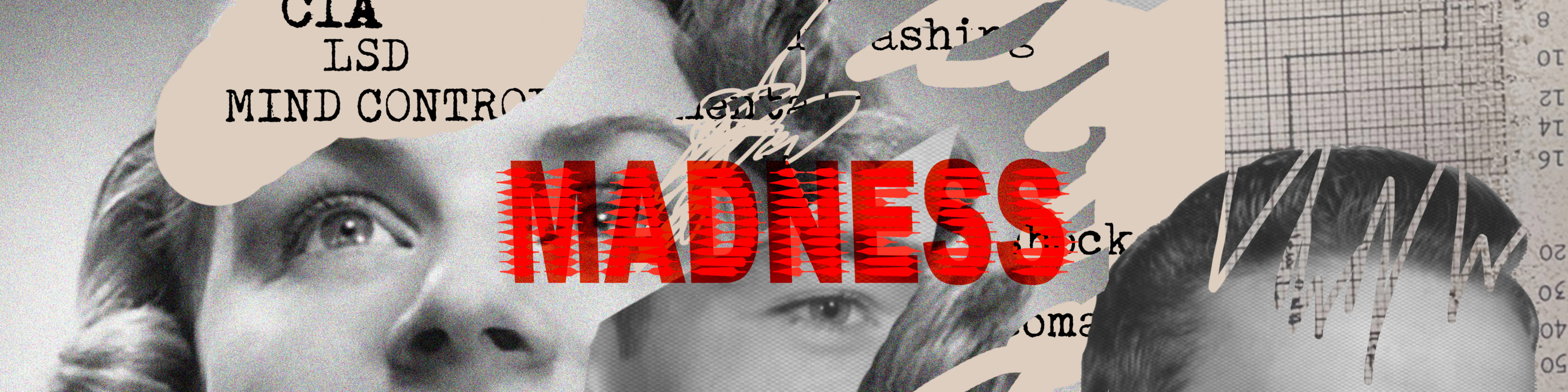 """MADNESS,"" a new series from Endless Thread (featured art by Mary Banas)"