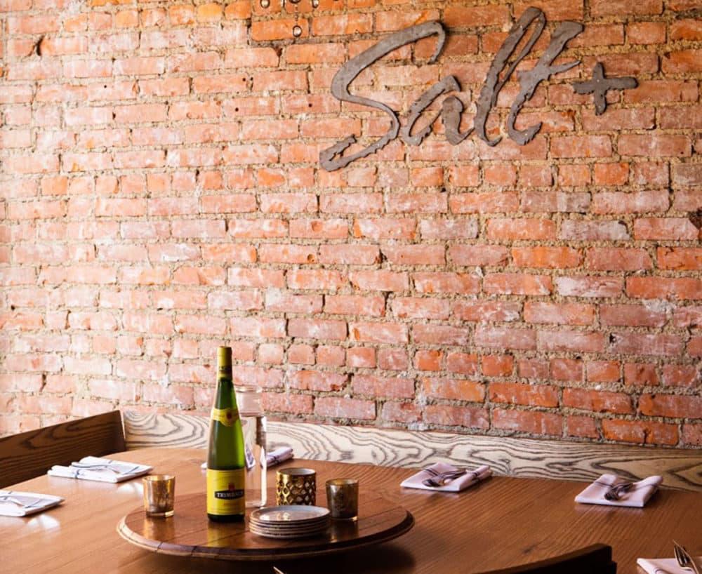 A table at Salt (Courtesy)