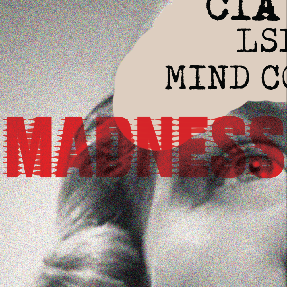 """Madness: The secret mission for mind control and the people who paid the price."""