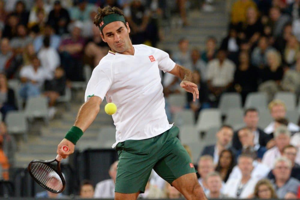 Roger Federer a remporté 20 titres du Grand Chelem. (Rodger Bosch / AFP via Getty Images)
