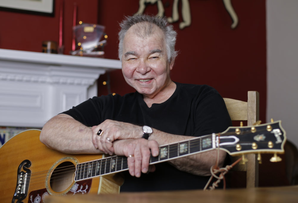 In this June 20, 2017 file photo, John Prine poses in his offices in Nashville, Tenn. Prine died Tuesday, April 7, 2020, from complications of the coronavirus. He was 73.(Mark Humphrey/AP)
